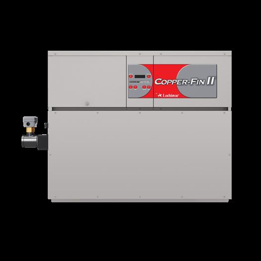 Copper-Fin II® Commercial Gas Boilers