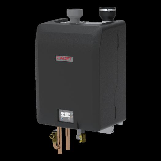 CADET® Modulating/Condensing Residential Heating Boiler