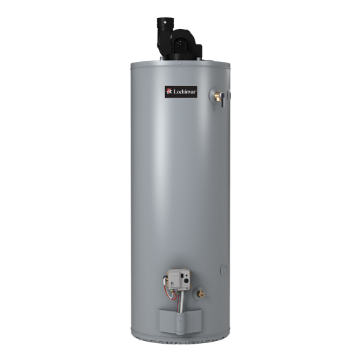 Power Direct Vent Residential Gas Water Heater