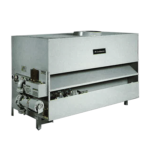 Copper-Fin Atmospheric Commercial Boilers Series I and II