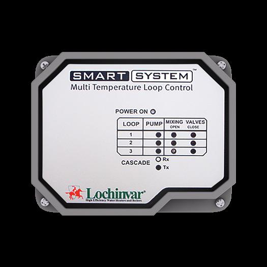 Smart System™ Multi-Temperature Loop Control